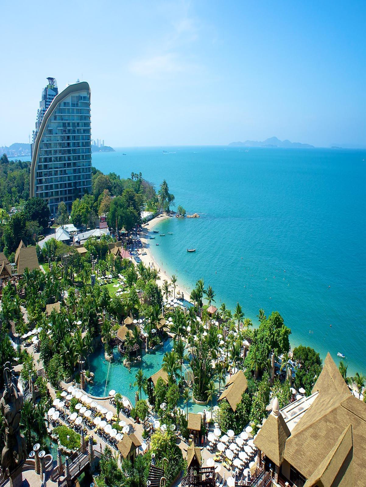 Pattaya beach1
